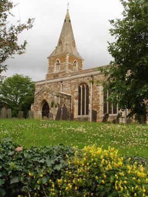 All Saints Church, Clipston