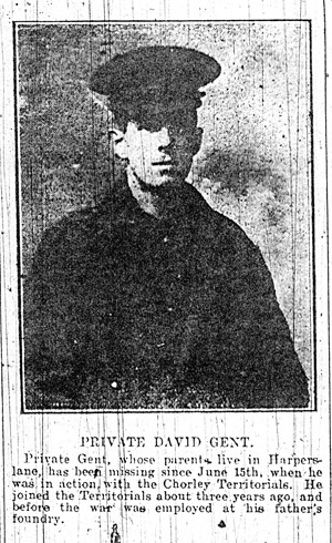 David Gent_Chorley Guardian_3 July 1918_300
