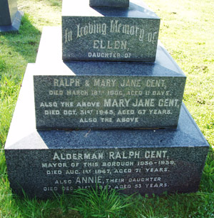 Grave: Ralph Gent