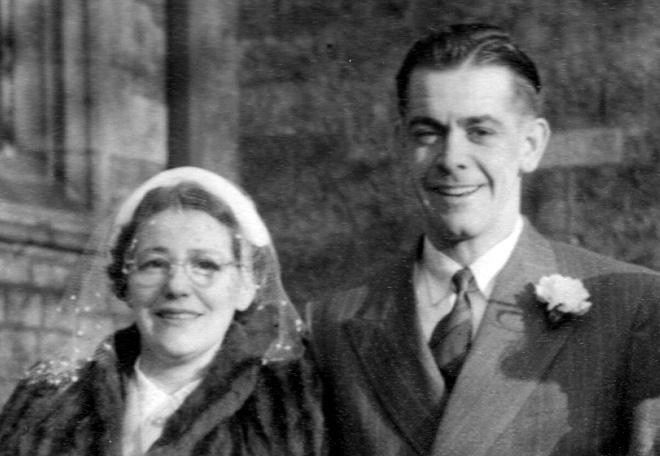 Jim & Edith Wedding