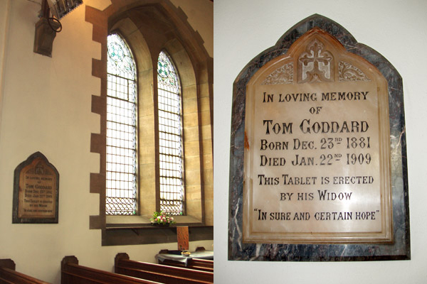 Memorial: Tom Goddard merged