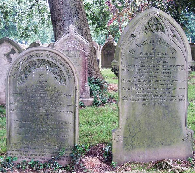 Graves: Geo & WH Gent_660