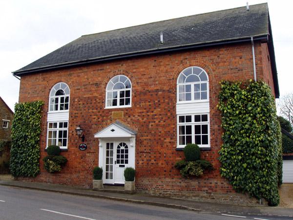 Brixworth Wesleyan Chapel_600