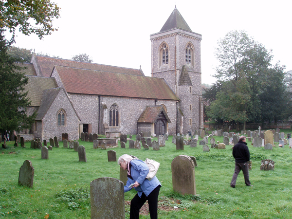 Speen Church